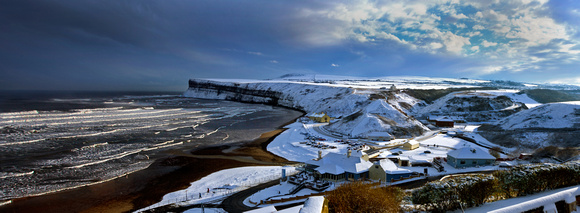 Winter Wonderland ~ Saltburn
